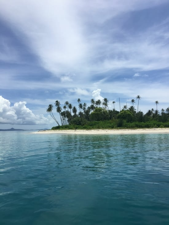 L'Archipel de Pulau Baniak au Nird Ouest de Sumatra ... un paradis !