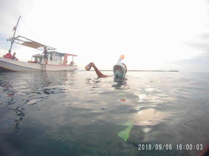 Et Snorkeling !