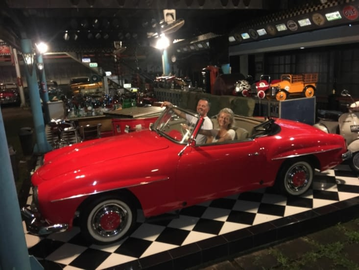 Mercedes ... année 60