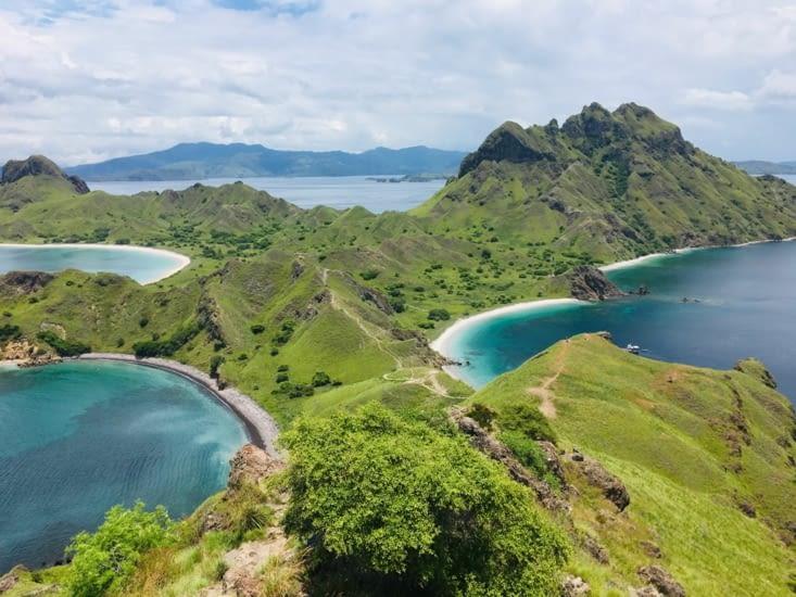 Les îles Komodo ... à couper le souffle !
