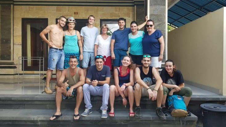 Dernière photo de groupe