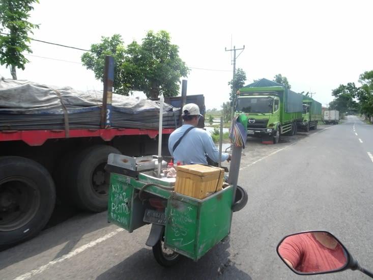 Les scooters locaux