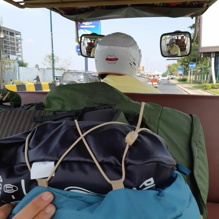 Premier tuktuk