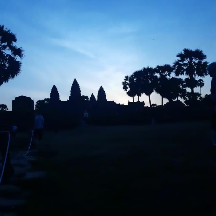 Bye bye Angkor !