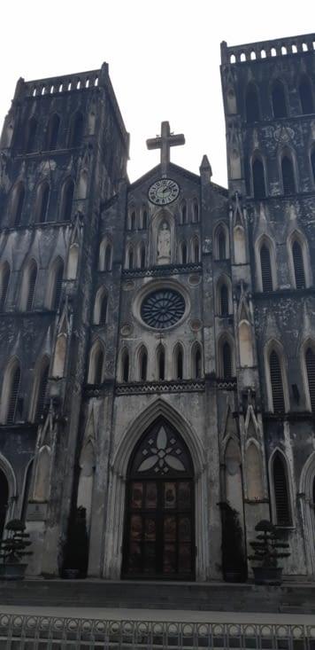 La cathédrale Saint Joseph
