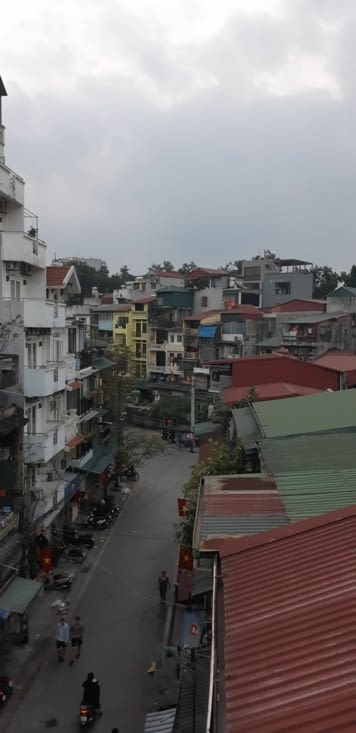 Quartier dans Hanoï