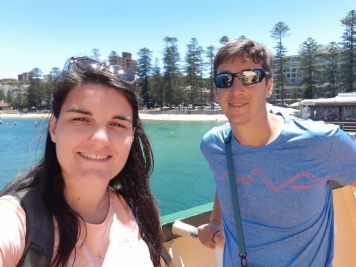 On repart pour Sydney