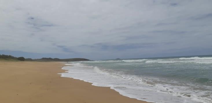Balade aux bords de mer
