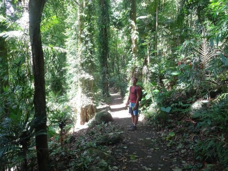 La randonnée de 7km 💪
