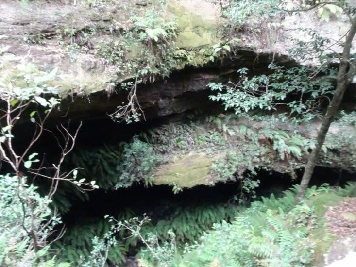 Randonnée dans le canyon