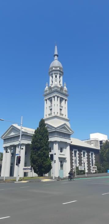 Premières images d'Auckland
