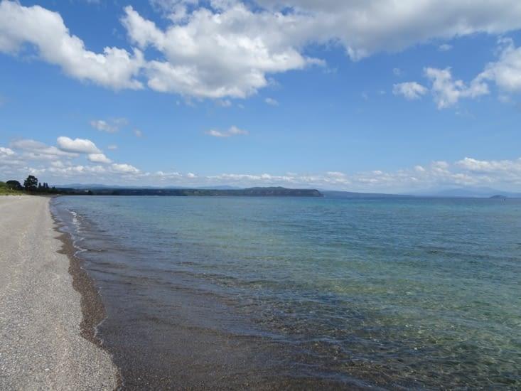 Lac de Taupo