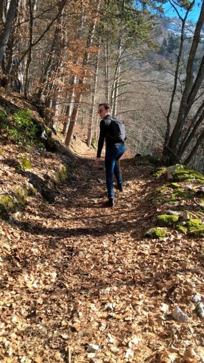 Rando avec James: nouveau jean pour homme testé en conditions extrêmes, admirez ....