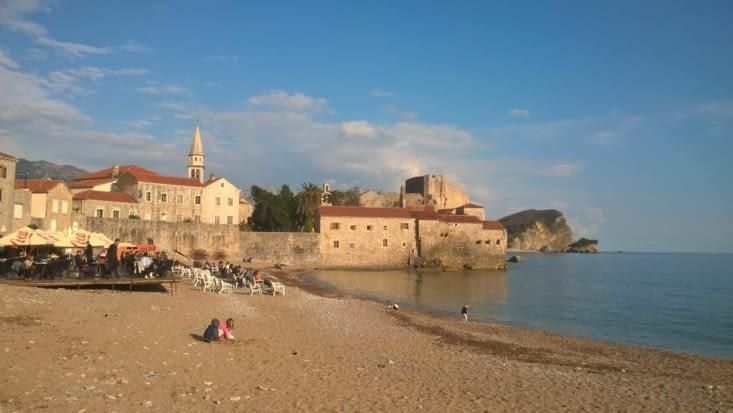 Buvda et sa citadelle, lieu de replis des troupes napoléoniennes, où Orthodoxe et