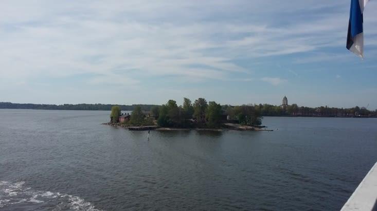 au port d'Helsinki