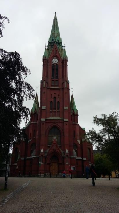 L'église de Bergen