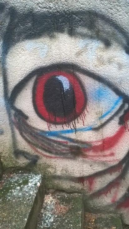 l'oeil pour Nico le voisin
