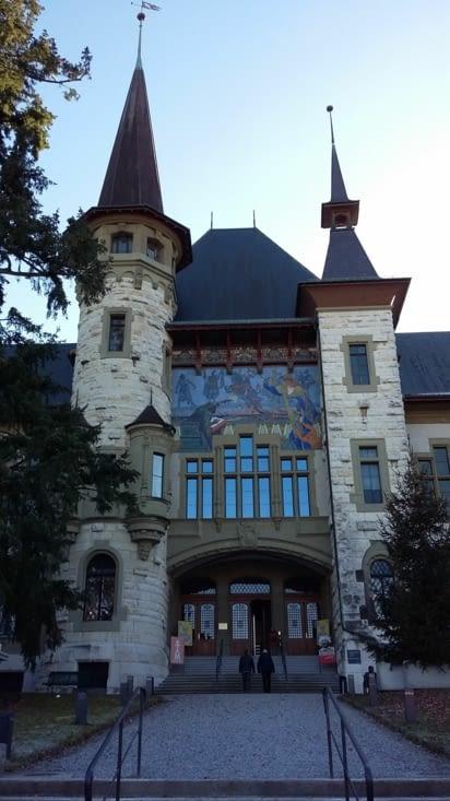 visite du musée historique de Bern