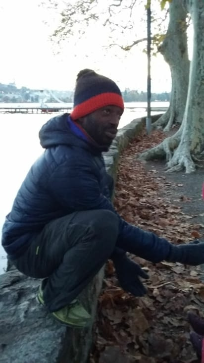 """"""" Eh Popo je m'y sens tellement bien dans ton lac que je me sens devenir grenouille ..."""""""