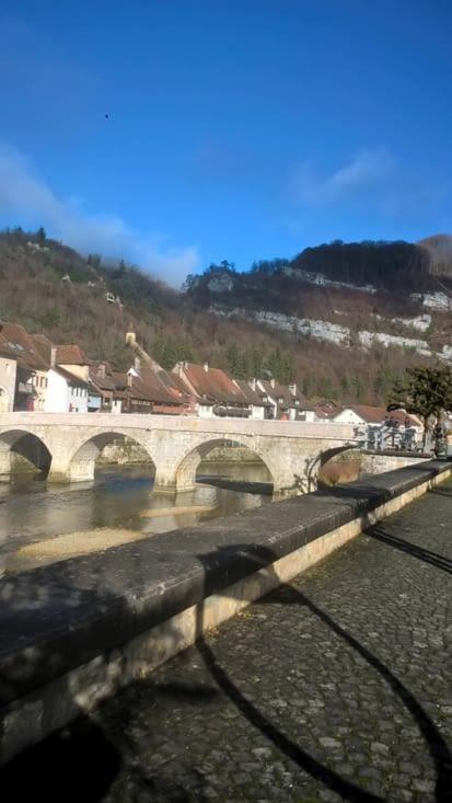 Ballade samedi 1er décembre à Saint Ursanne