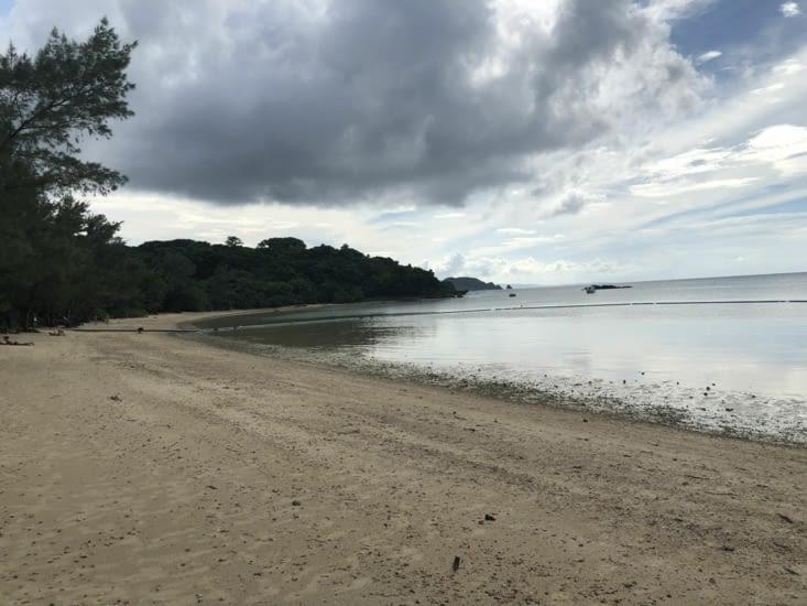 La plage Sukuji