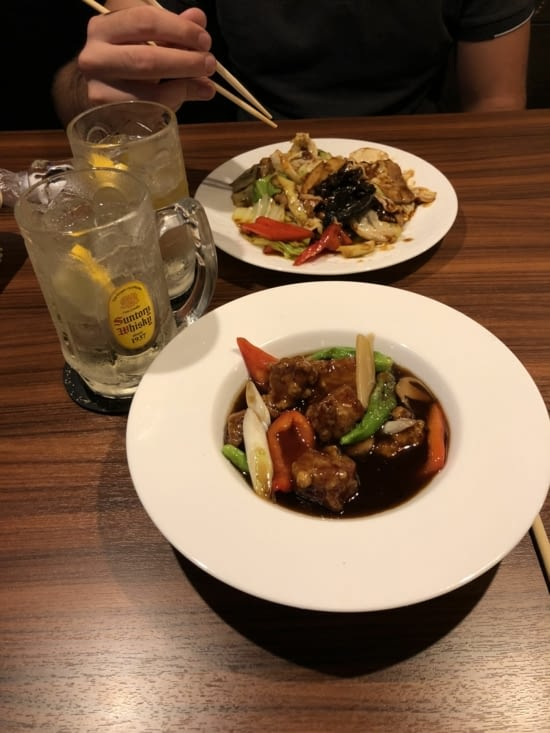 Itadakimasu (Bon appétit)