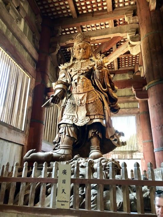 Statue protectrice du sud