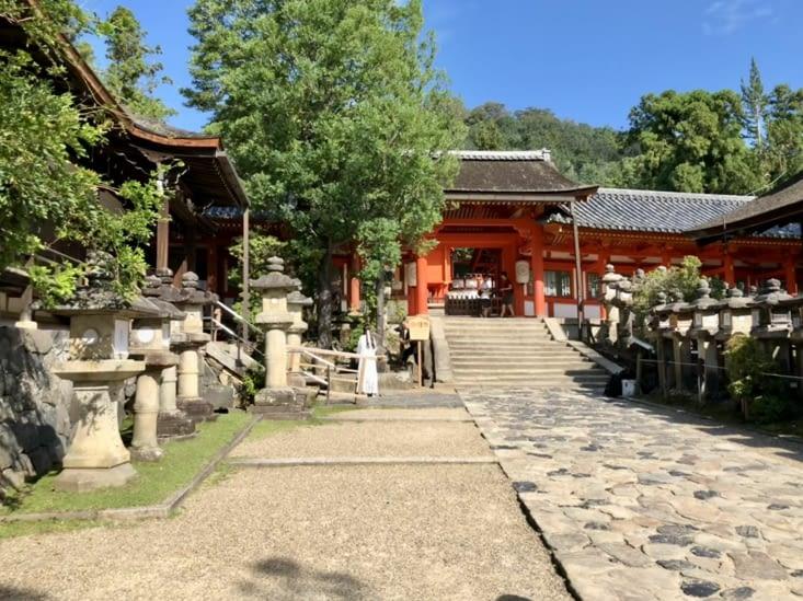 Temple Kasuga-Taisha
