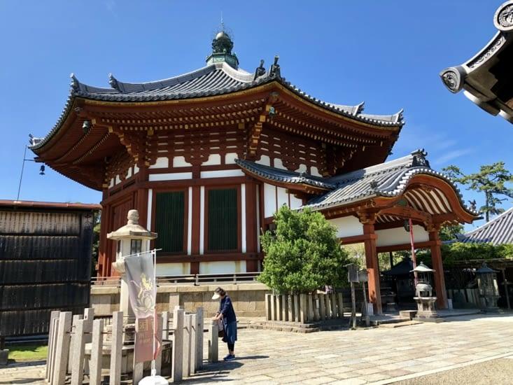 Visite du santuaire Kasuga Taisha