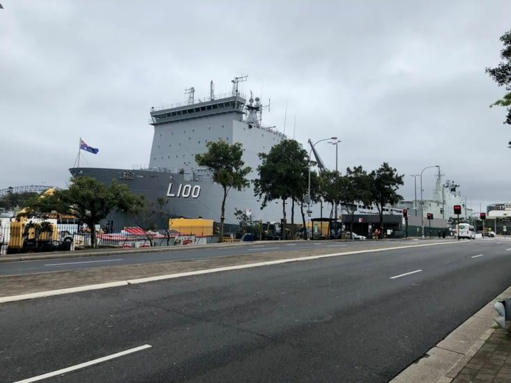 Base navale de la HMAS