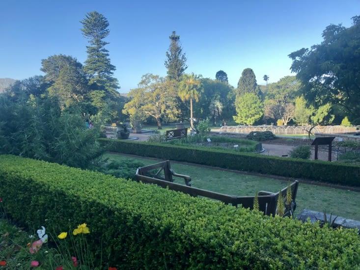 Jardin royal botanique