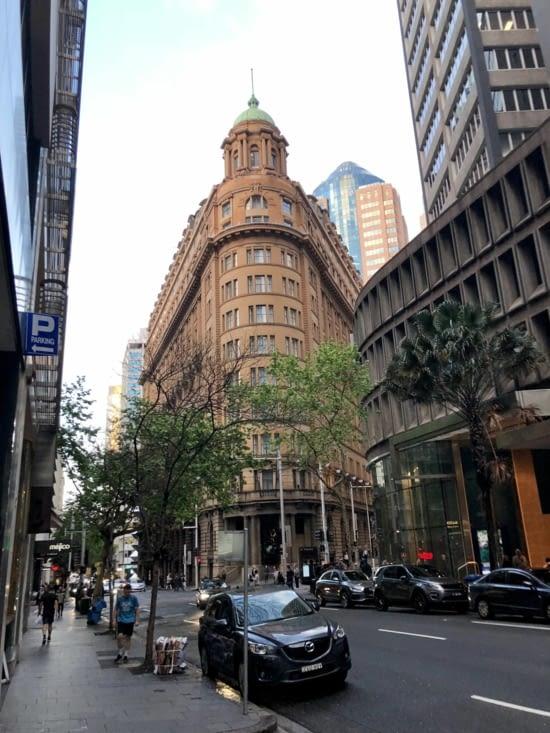 Sensation de déjà-vu avec un building New-yorkais