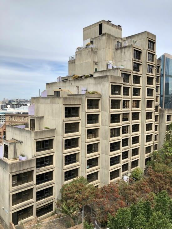 Des appartements en cube