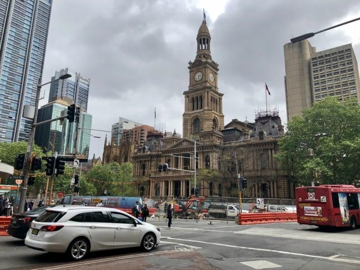 Centre des affaires de Sydney