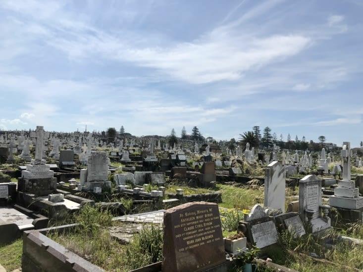 Le cimetière Waverley