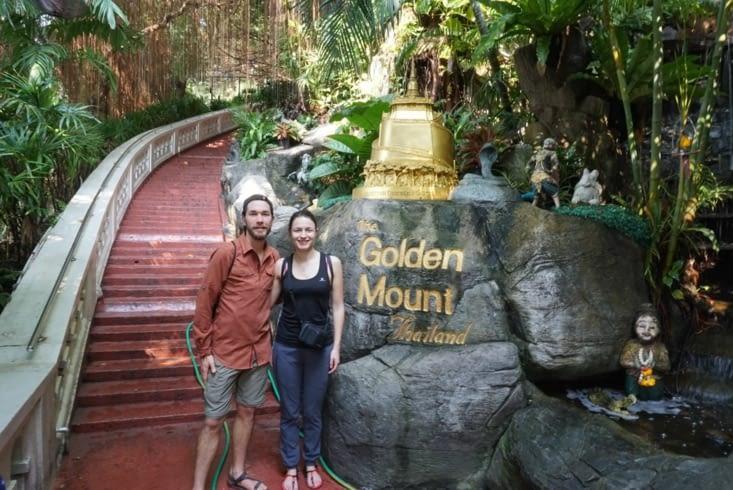 Au Golden Mountain
