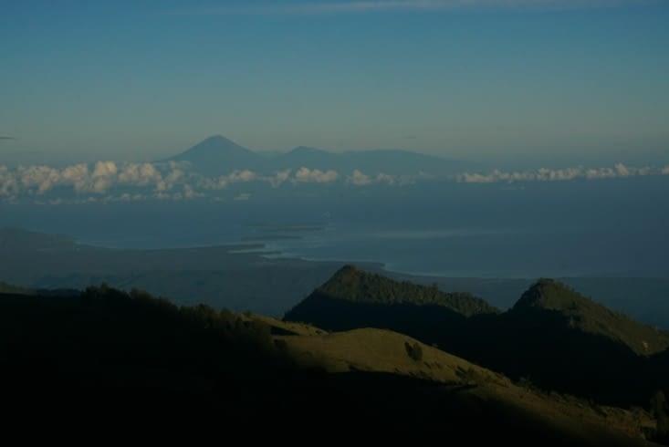 Agung et Gili Air