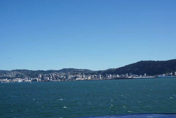 Wellington en vue!