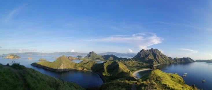 Pulau Padar Komodo Parc
