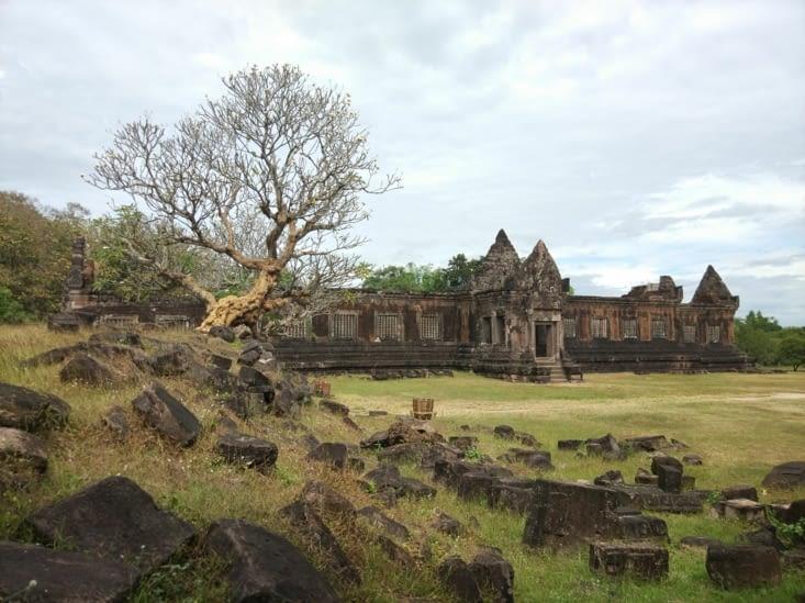 Vat Phou Temple