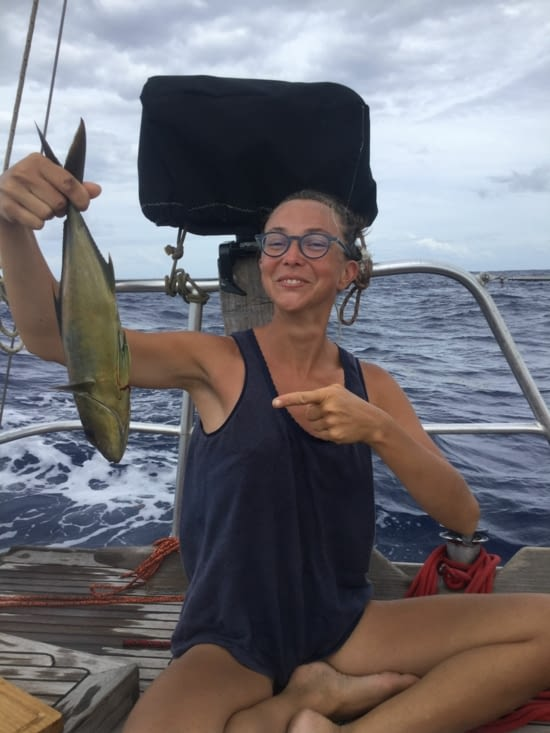 Quelques poissons bien mérités !