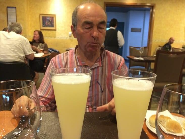 Le dernier pisco sur chilien