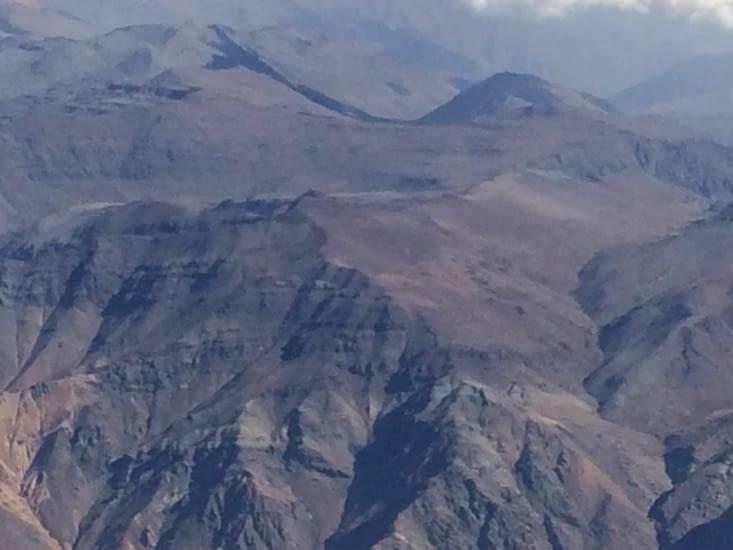 Les Andes très minerales