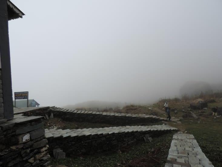 ça y est le brouillard nous a envahis