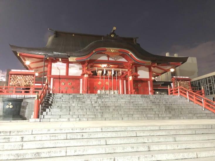 Sanctuaire Hanazono-jinja