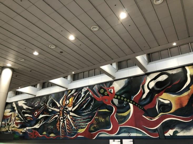 Gare de Shibuya : Le Mythe de demain