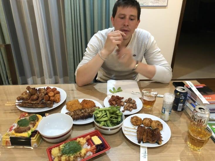 Le dîner :)