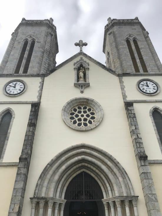 Visite de la cathédrale Saint-Joseph
