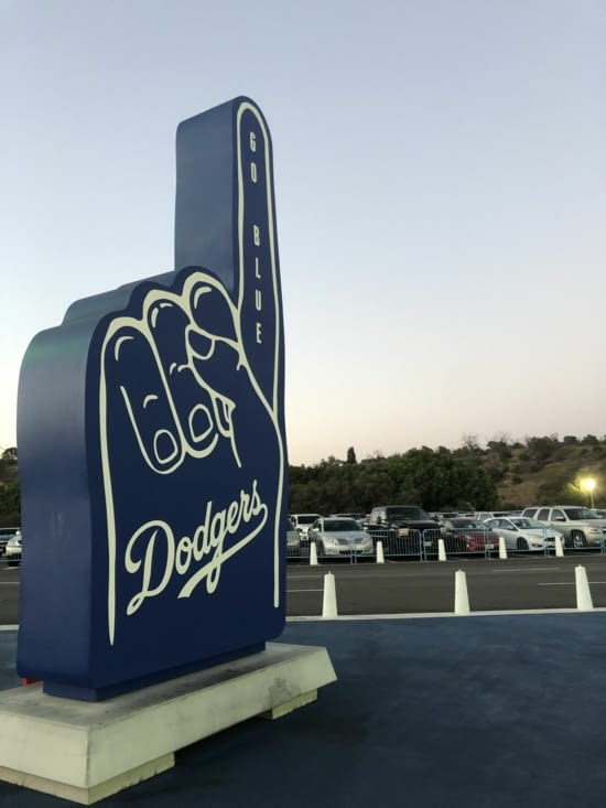 Go Dodgers !