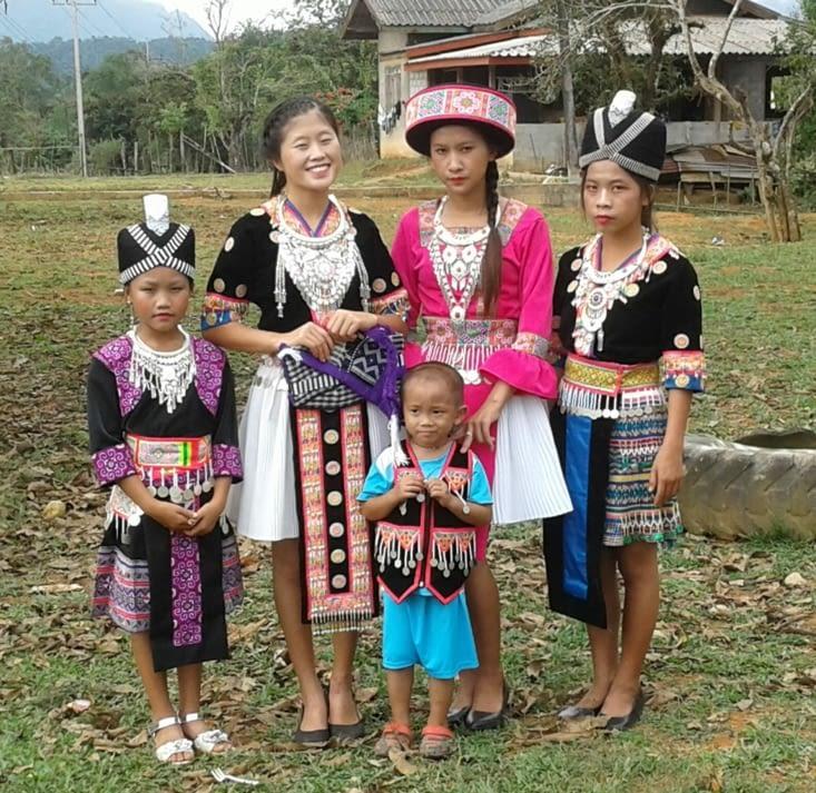 rencontres dans un village hmong